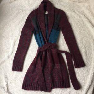 Quiksilver Sweater Coat